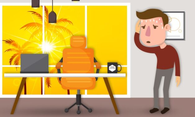 How to stay cool while working during a heatwave?