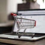 E-commerce replacing the high street shops
