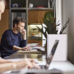Home adjustments for work-from-home couples