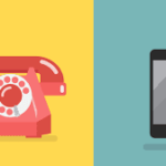 Compare mobile phones to landlines