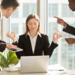 How to react when a coworker wants your Job?