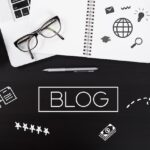 How to find Blog content