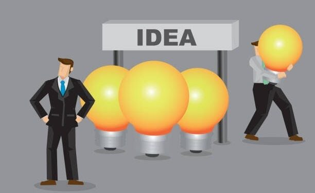 Startup: How to react when someone steals your idea?