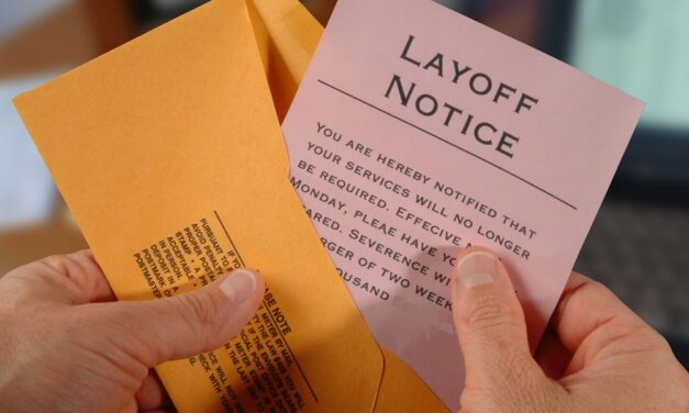 What to do when you are laid off?