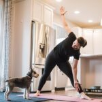 Benefits of exercising at home for freelancers