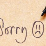 Commit A Mistake: How To Apologise?
