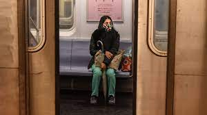 How has Public Transport been affected during the Pandemic?